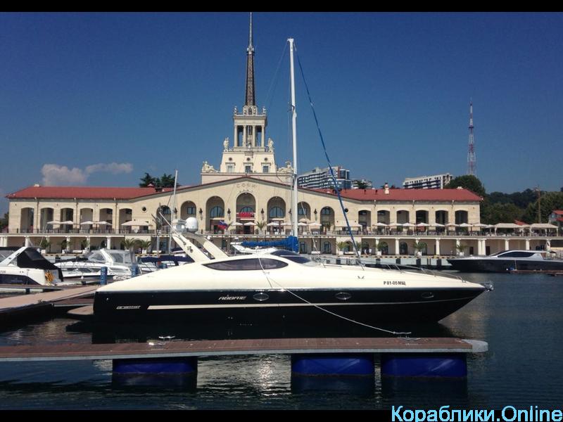 Прокат яхт в Сочи - Primatist G43 «CASABLANCA» - 1/8