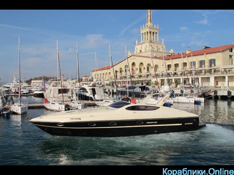 Прокат яхт в Сочи - Primatist G43 «CASABLANCA» - 2/8