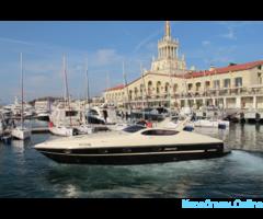 Прокат яхт в Сочи - Primatist G43 «CASABLANCA»