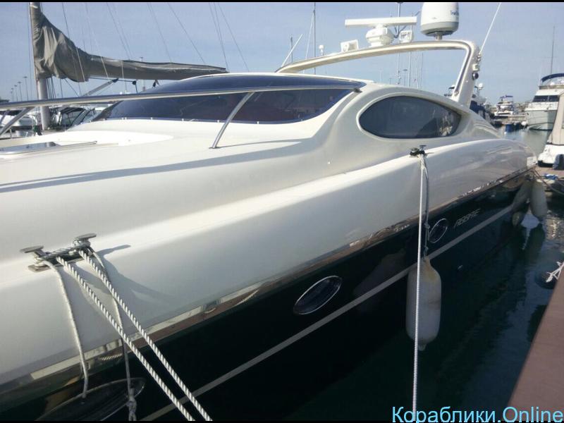 Прокат яхт в Сочи - Primatist G43 «CASABLANCA» - 4/8