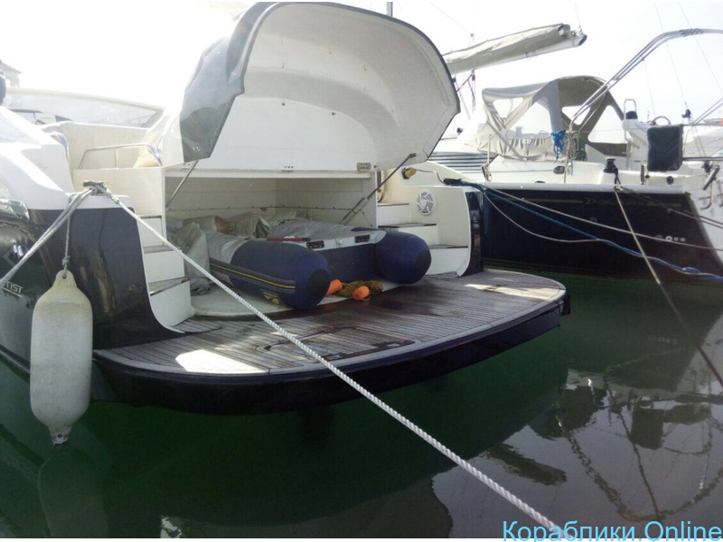 Прокат яхт в Сочи - Primatist G43 «CASABLANCA» - 5/8