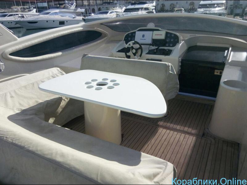 Прокат яхт в Сочи - Primatist G43 «CASABLANCA» - 7/8