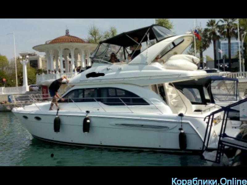 Прокат на яхте Meridian 341 - «МЕРИДИАН» в Сочи - 2/7