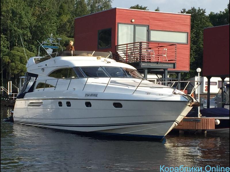 Прокат яхты в Сочи - Princess 56 - 1/8