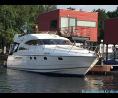 Прокат яхты в Сочи - Princess 56