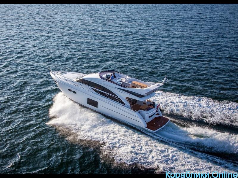 Прокат яхты в Сочи - Princess 56 - 2/8