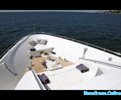 Прокат яхты в Сочи - Hessen 30 «Valia»