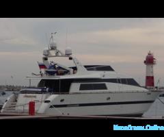 Прокат яхт в Сочи - Challenger 80 «Анастасия» - Изображение 3/8