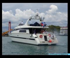 Прокат яхт в Сочи - Challenger 80 «Анастасия» - Изображение 5/8