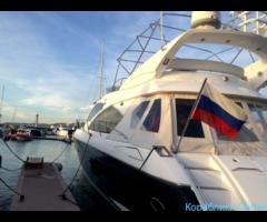 Прокат яхты в Сочи - Sunseeker 60 «Manhattan» - Изображение 6/8