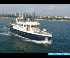 Прокат яхты в Сочи - Kasatka