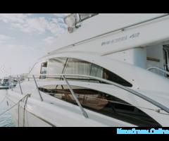 Прокат яхты в Сочи - PRINCESS 420 - Изображение 3/8