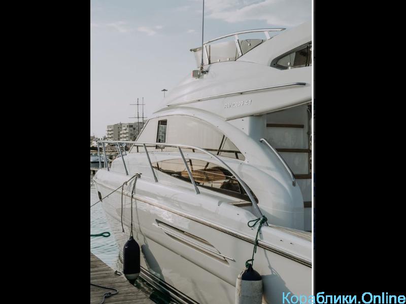 Прокат яхты в Сочи - PRINCESS 420 - 5/8