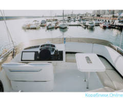 Прокат яхты в Сочи - PRINCESS 420 - Изображение 8/8
