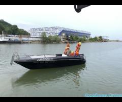 Морские прогулки и экскурсии на скоростном красивом катере