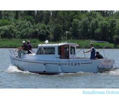 Прогулки по реке Дон на быстроходном катере