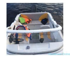 Прогулки на катере по реке Волга, аренда катера
