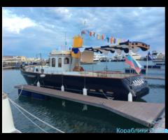 Ретро - пароход