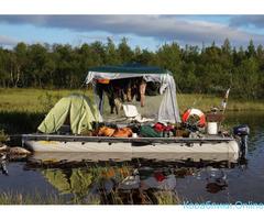 Рыбалка и отдых на водохранилище