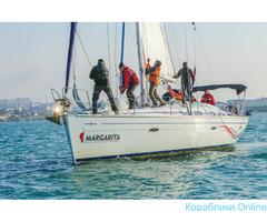 Яхтинг в Крыму. Обучение яхтингу в Крыму