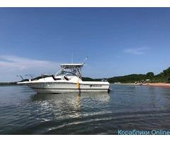 Морская рыбалка с катера Wellcrat 240 coastal до 6 человек