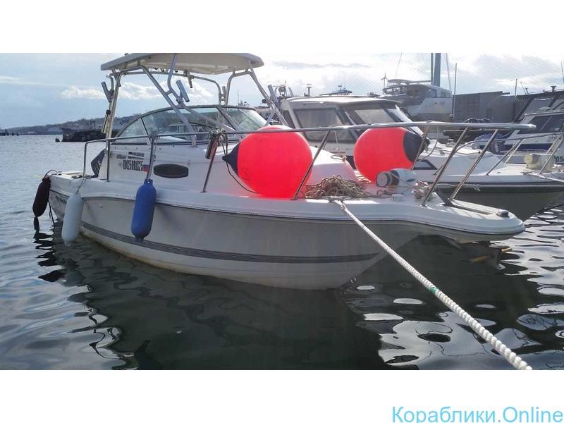 Морская рыбалка с катера Wellcrat 240 coastal до 6 человек - 4/7