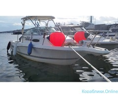Морская рыбалка с катера Wellcrat 240 coastal до 6 человек - Изображение 4/7