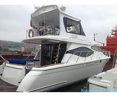 Аренда моторной яхты Princess до 12 чел