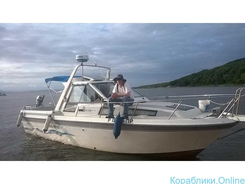 Катер FR-27 для рыбалки и отдыха - 2/2