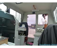 Катер в аренду Nissan SunCat 7.7 - Изображение 5/8