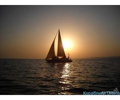 Яхта Спика - час свободы!
