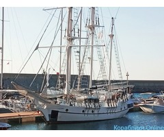 Путешествия на парусной яхте