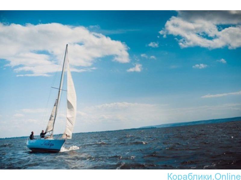 """Прогулки на яхте """"Лебедь"""" - 2/2"""