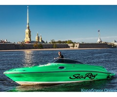 Аренда катера Sea Ray 240 Sundeck