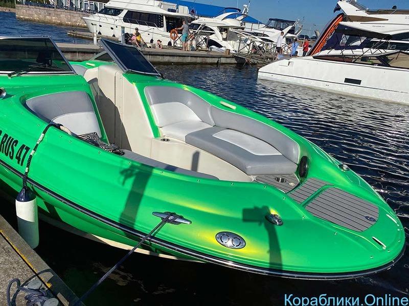 Аренда катера Sea Ray 240 Sundeck - 2/7