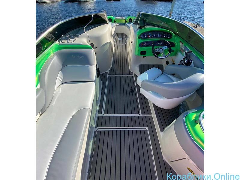 Аренда катера Sea Ray 240 Sundeck - 4/7