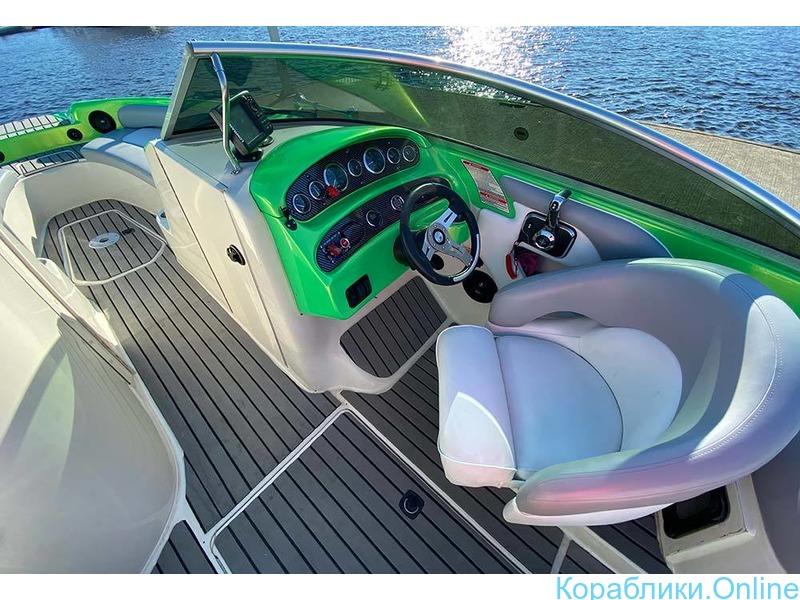 Аренда катера Sea Ray 240 Sundeck - 5/7