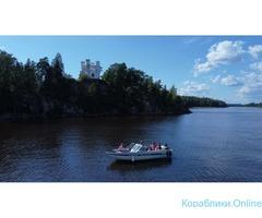 Морские прогулки в Выборге / Аренда катера