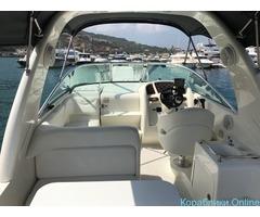 Аренда моторной яхты Sevan