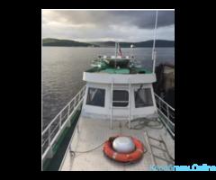 Морские прогулки и рыбалка в Баренцево море