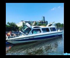 Прогулки на катере по реке Исеть