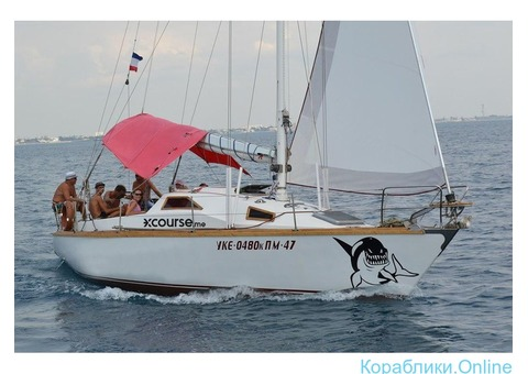 Аренда яхты «Дельфин»