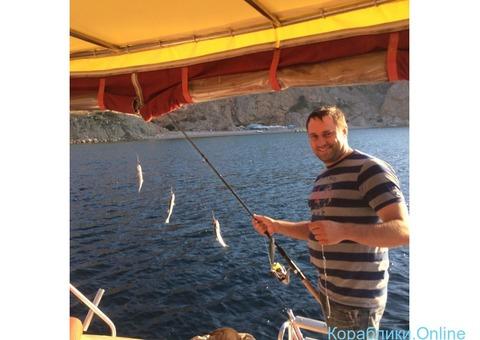 Аренда прогулочного катера  Талан