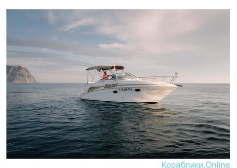 Моторная яхта Argint