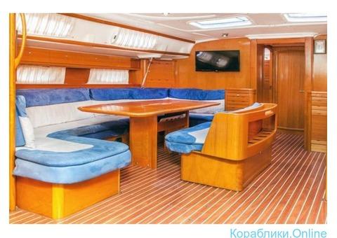 Аренда парусно-моторной яхты Grace