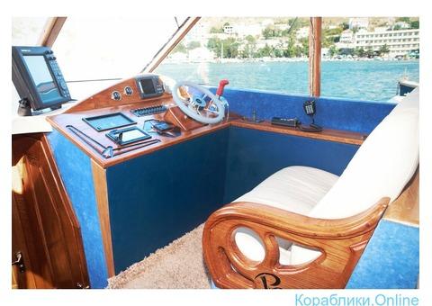 Аренда прогулочного катера Прайд