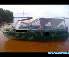Водные прогулки по Рыбинскому водохранилищу