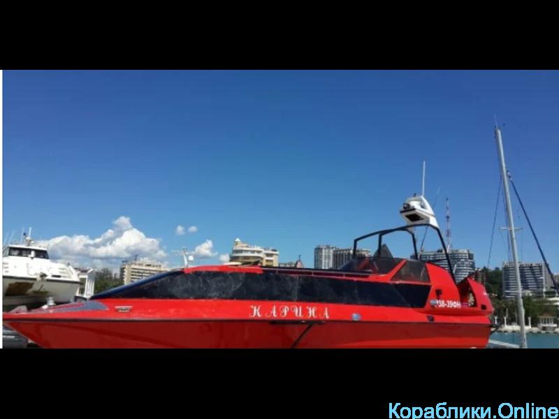 Аренда катеров, яхт от 5-30 метров - 4/5