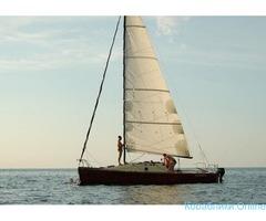 Морские прогулки, рыбалка в яхт-клубе Торнадо