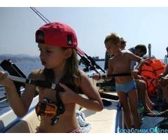 Морская рыбалка в Небуге